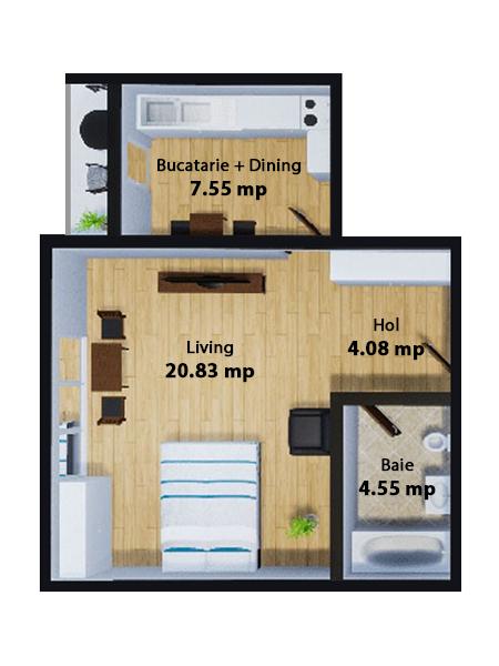 Apartamente Mamaia Nord | The Signature Promenada Apartament Riga